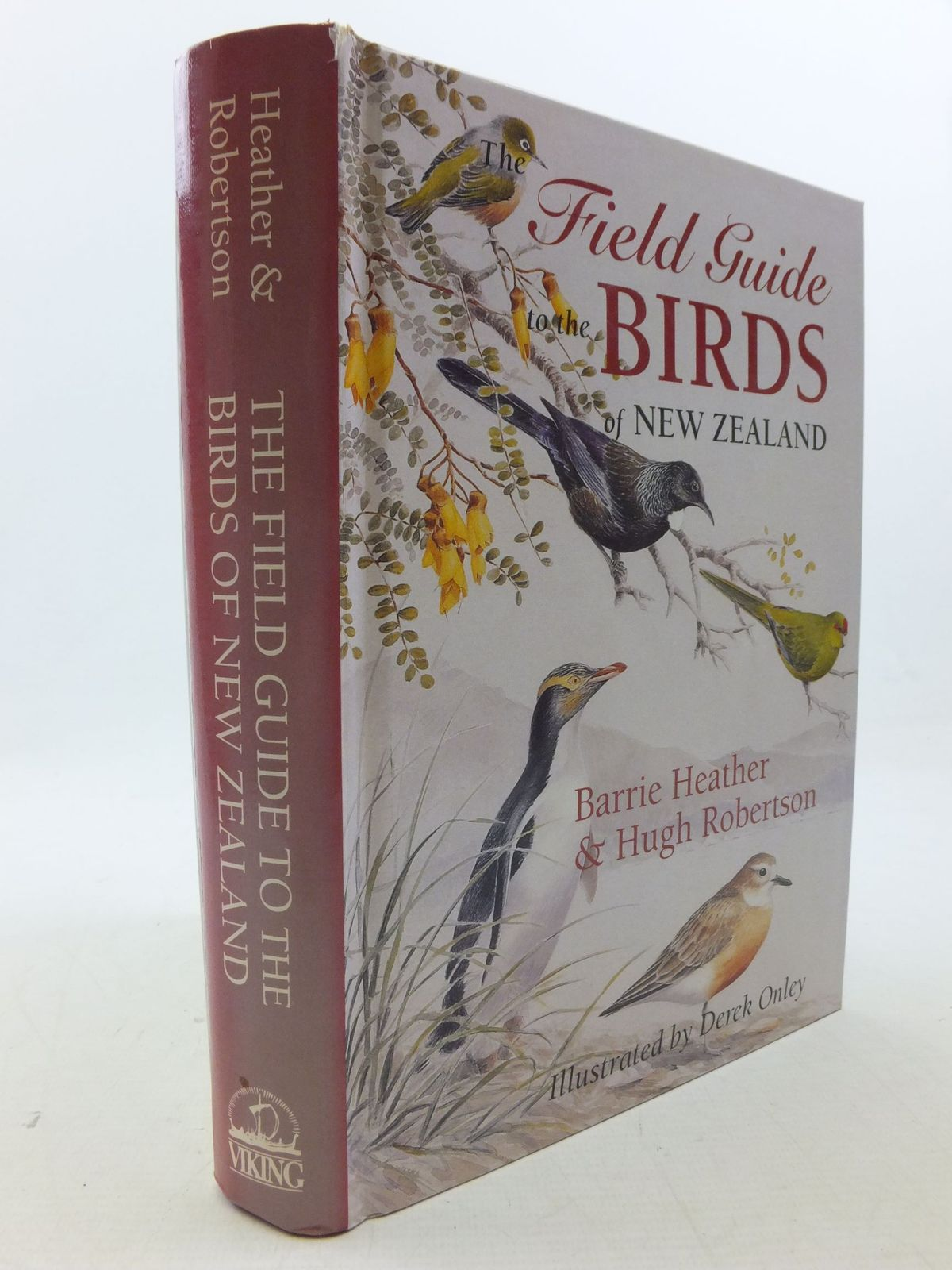 birds of new zealand a photographic guide