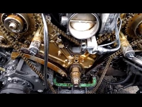 bmw e39 timing chain guide replacement