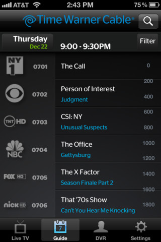brighthouse basic cable tv guide