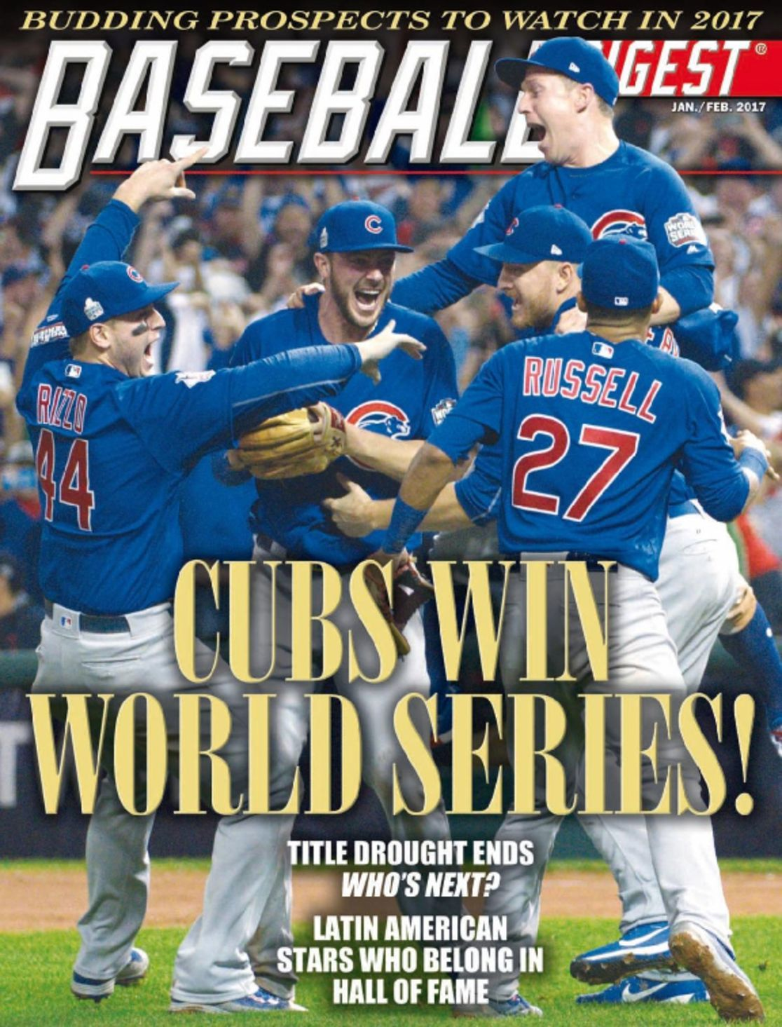 fantasy baseball guide magazine 2017