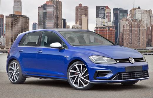2018 vw golf r order guide