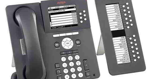 avaya phone model 9608 user guide