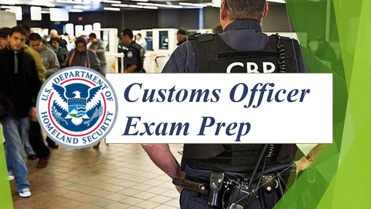 cbp officer test study guide