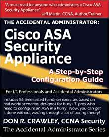 cisco asa security appliance a step by step configuration guide
