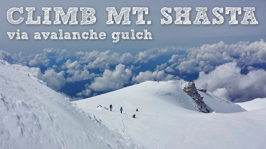 climbing mt shasta without a guide