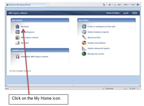 cognos 10.2 2 report studio user guide