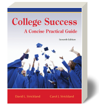 college success a concise practical guide 7th edition