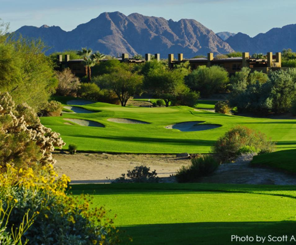 palm springs golf course guide
