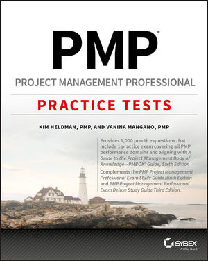 pmp exam practice test and study guide ninth edition pdf