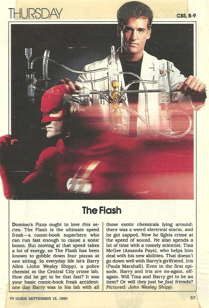 the flash season 3 tv guide