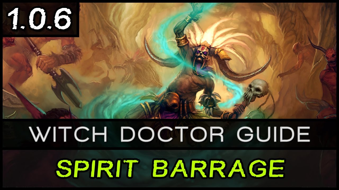 diablo 3 witch doctor guide
