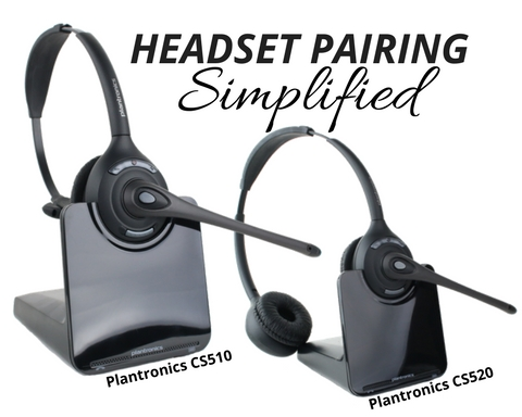 plantronics wireless headset c052 user guide
