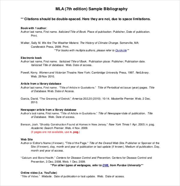 mla citation guide 8th edition