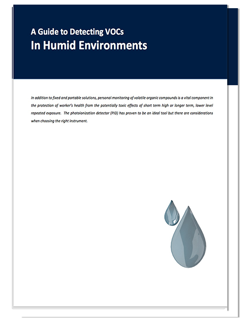 a guide to the measurement of humidity