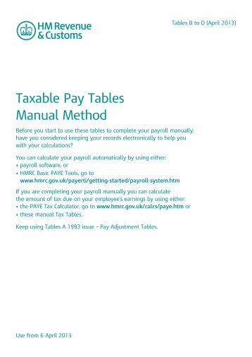 expenses and benefits a tax guide