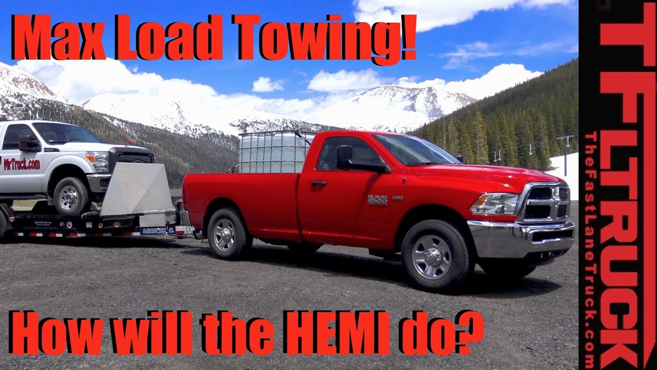 ram truck towing guide 2017