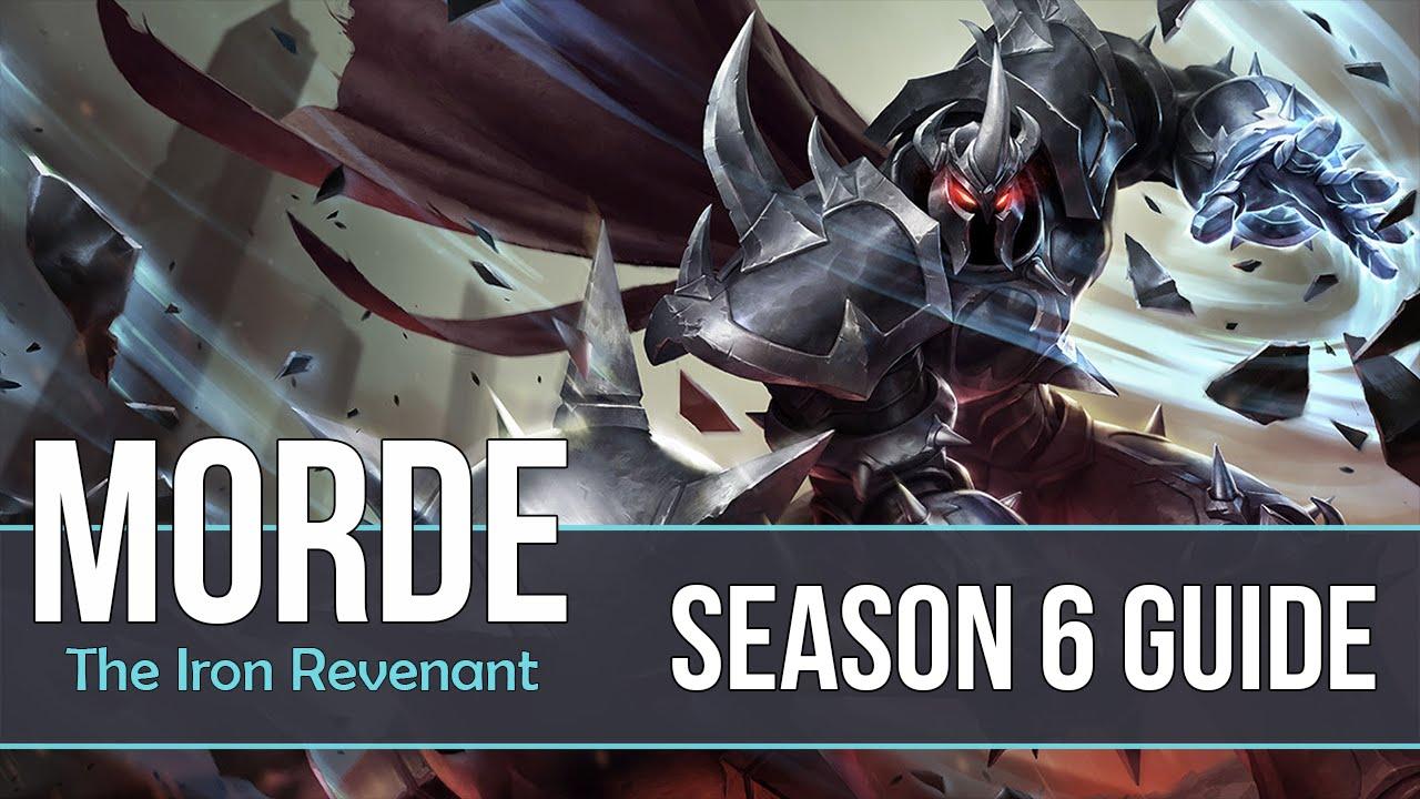 league of legends runes guide season 6