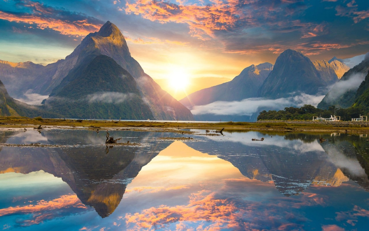 free new zealand travel guide book