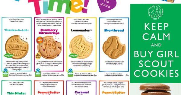 girl guide cookies order online