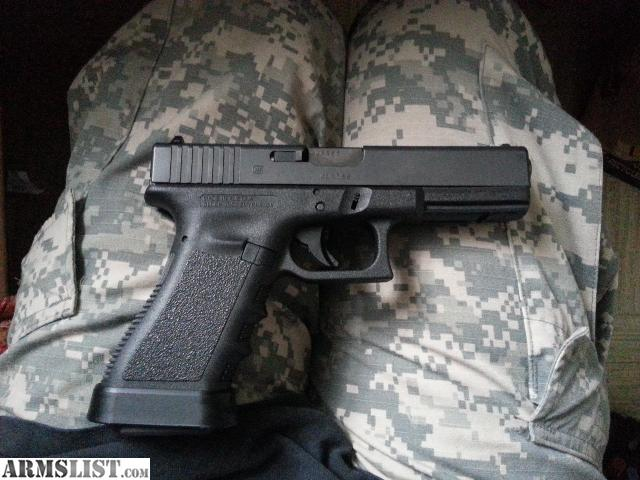 glock 17 gen 3 tungsten guide rod