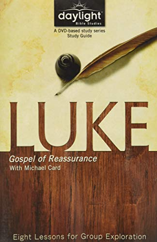 gospel of luke study guide pdf