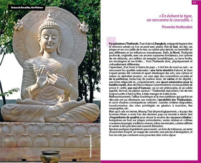 guide du routard thailande 2018