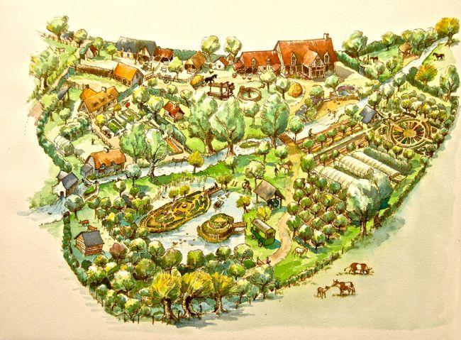 guide larousse de la permaculture