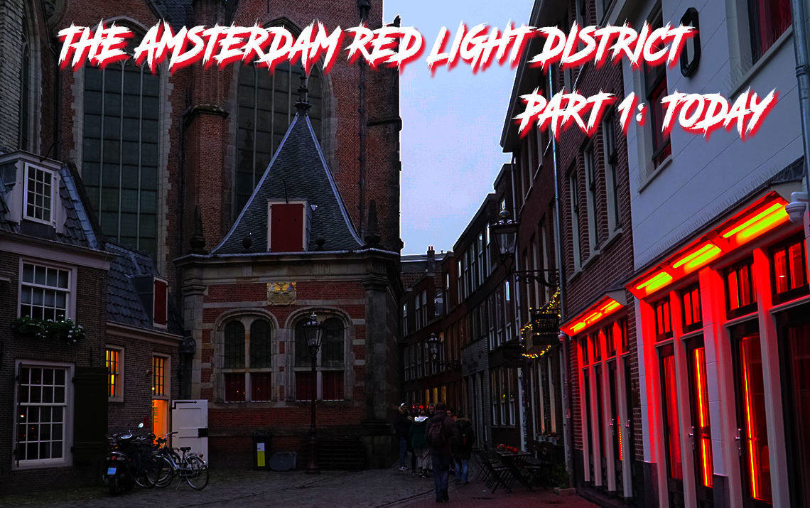 guide to amsterdam red light