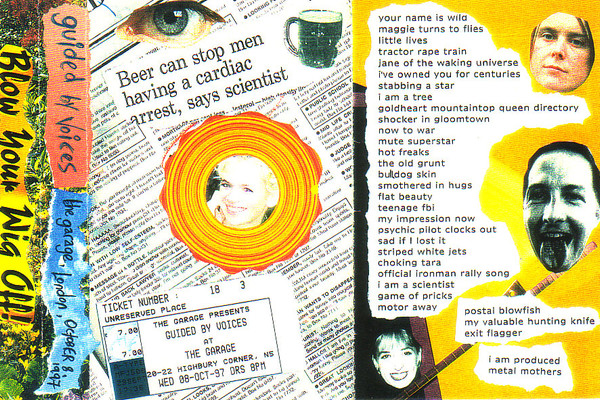 guided by voices teenage fbi