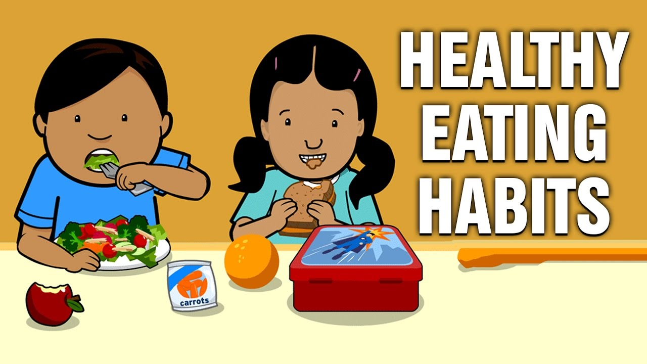 healthy eating guide for kids