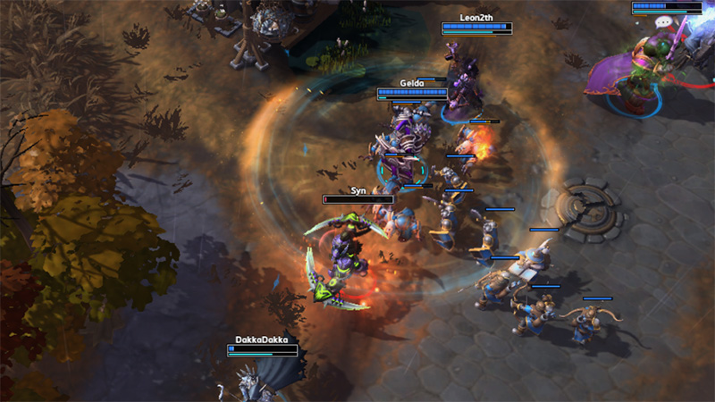 heroes of the storm johanna guide