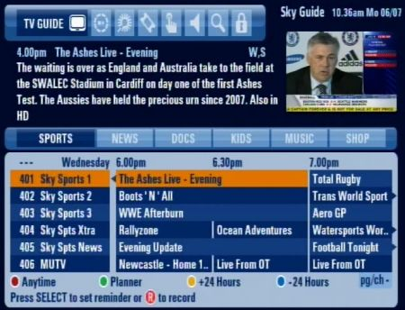 history channel uk tv guide