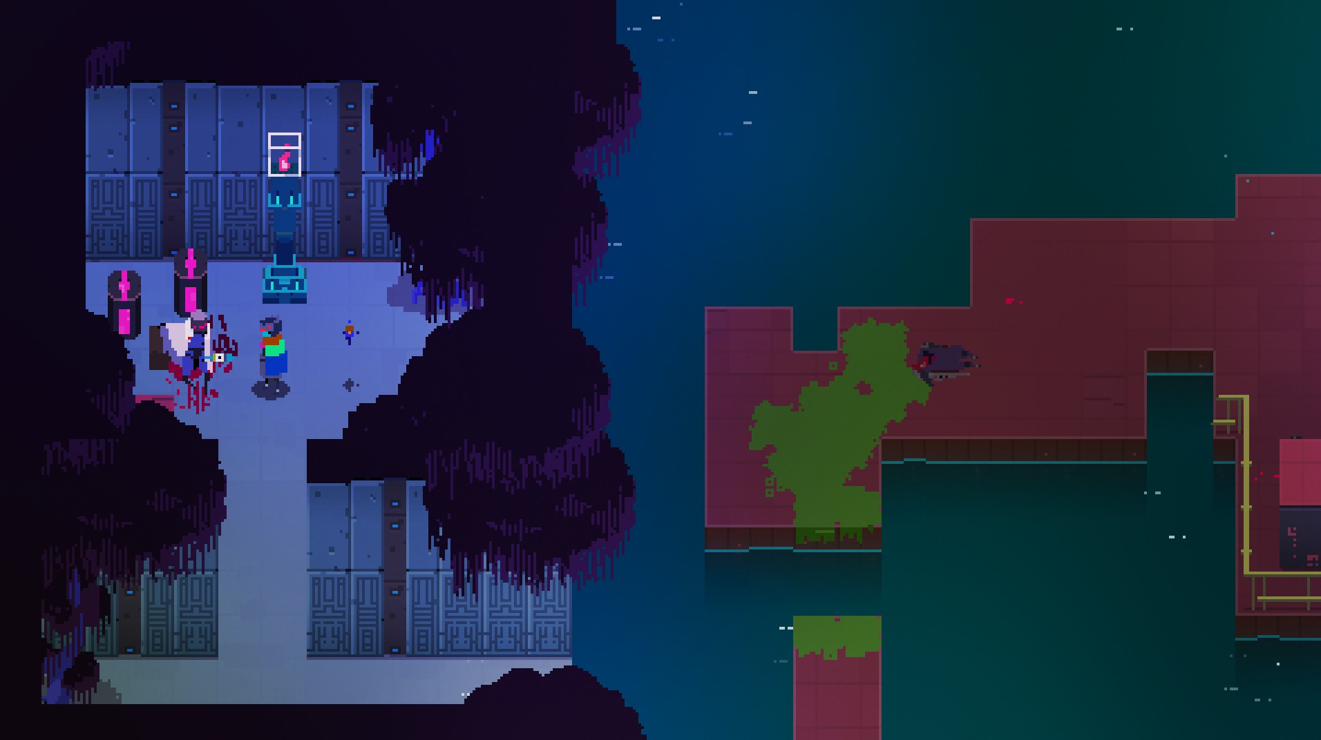 hyper light drifter key guide