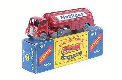lesney matchbox cars price guide