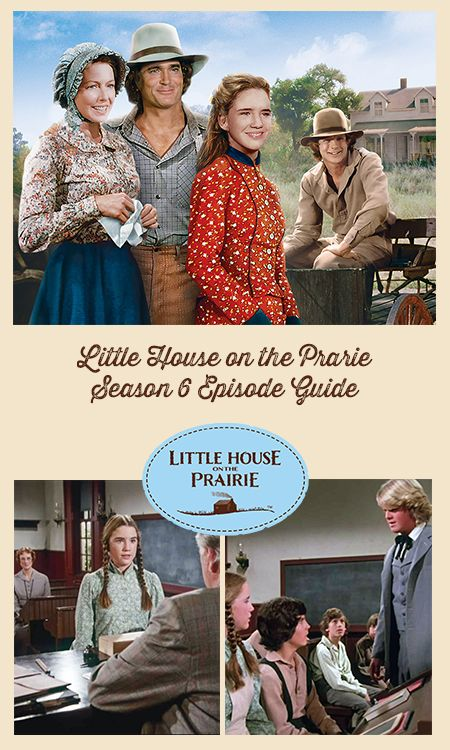 little house on the prairie episode guide