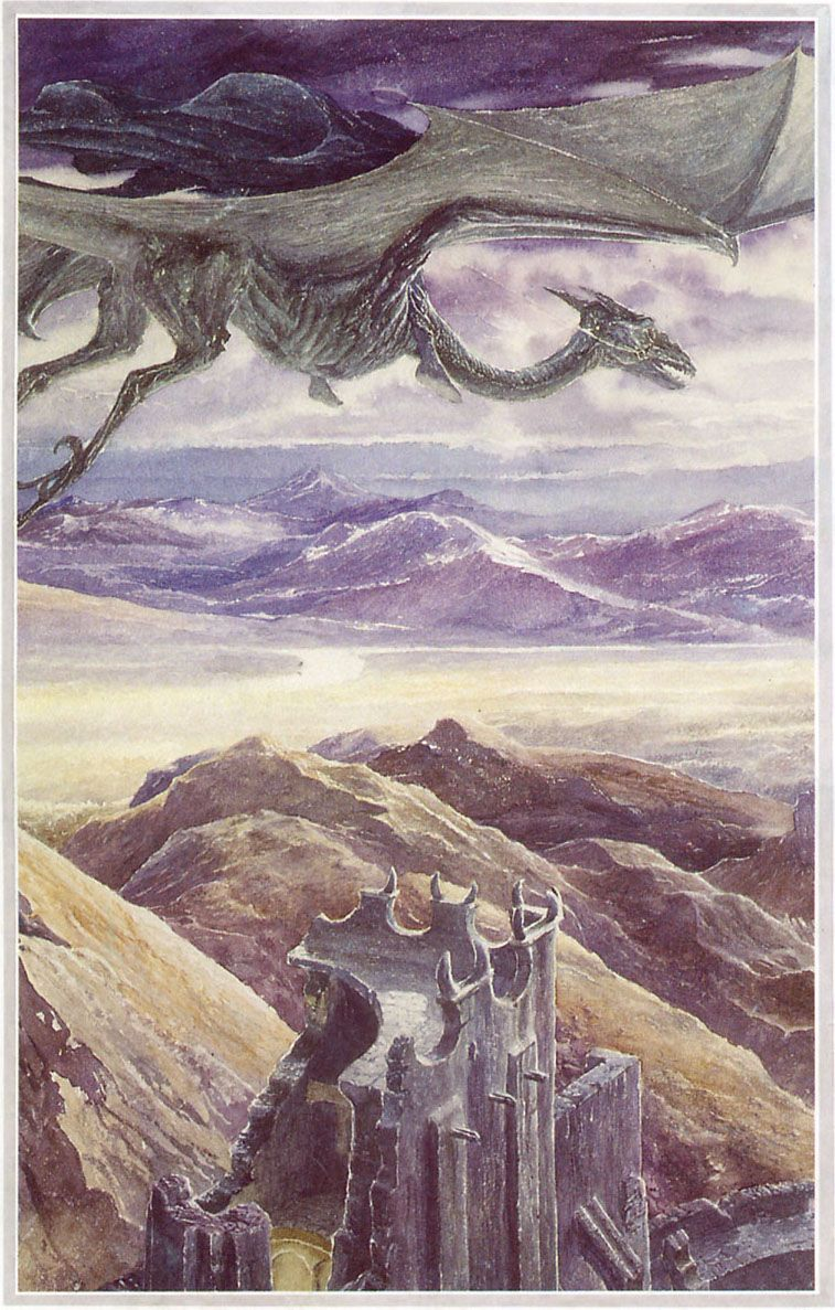 lord of the rings painting guide
