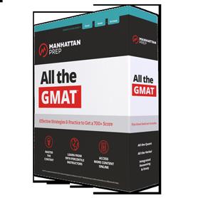 manhattan prep gmat strategy guides