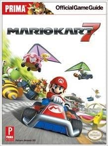 mario kart wii prima official game guide