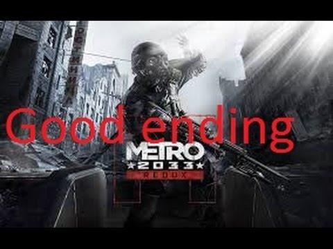 metro 2033 good ending guide
