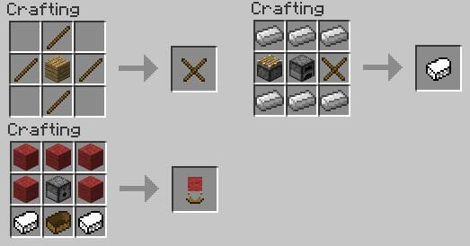 minecraft craft guide 1.7 10