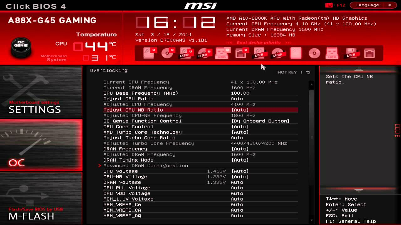 msi click bios 5 guide