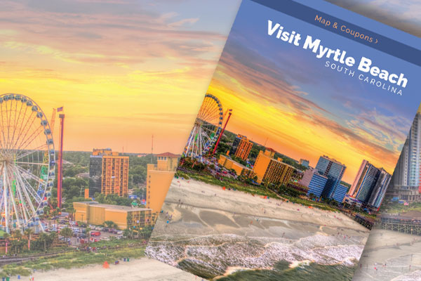 myrtle beach visitors guide book