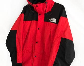 north face mountain guide jacket vintage