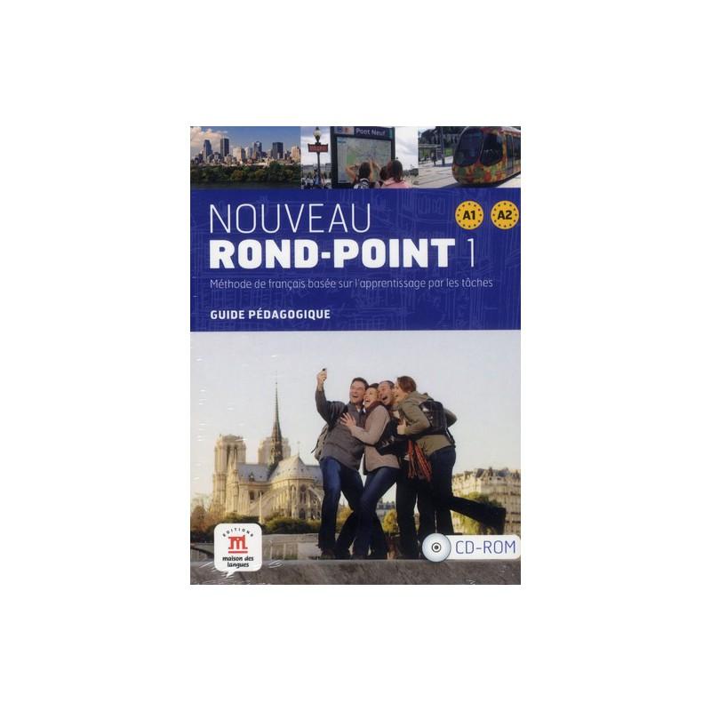 nouveau rond point 1 guide pedagogique pdf