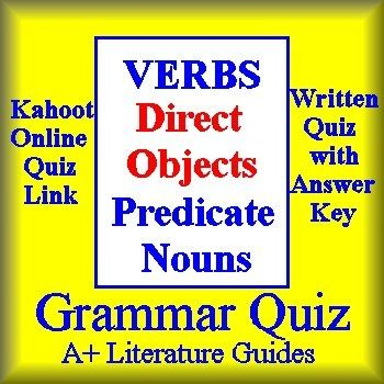 online study guides for literature