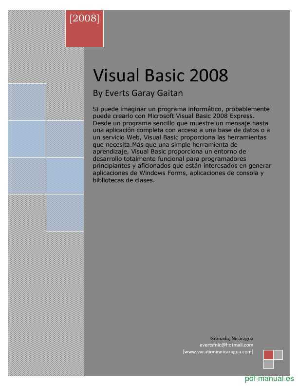 openoffice basic programming guide pdf