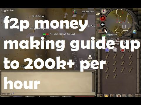 osrs money making guide 2018