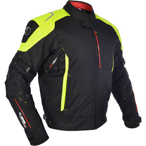 oxford motorcycle clothing size guide