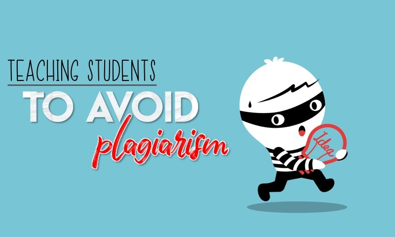 plagiarism a how not to guide for students