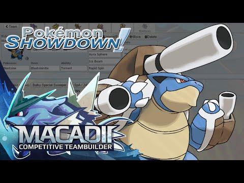 pokemon showdown team builder guide